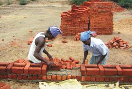 D Balsavar used local skills, resources to keep cost of tsunami victims' homes low