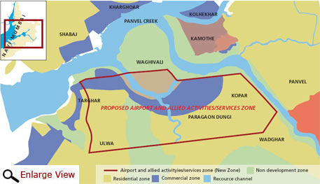 Navi Mumbai airport: Farmers divided over compensation package
