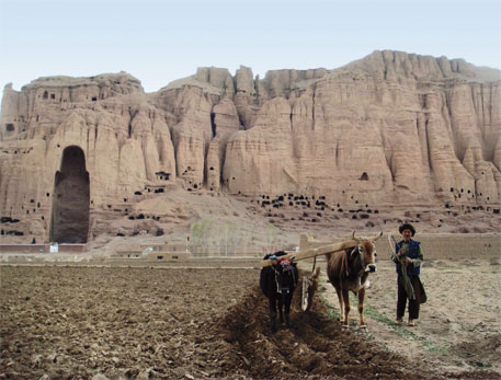 Buddhas of Bamiyan were destroyed by the Taliban in 2001. Archaeologists have discovered another Buddhist site at Mes-Aynak, which will be mined soon