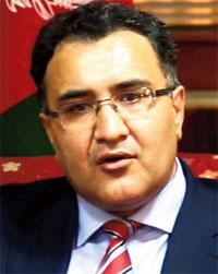 Wahidullah Shahrani