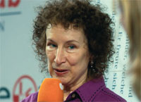 Writer Margaret Atwood is all for gender-neutral anthem