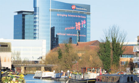 GSK was under fire in China in July last year where it was accused of bribery
