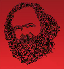 Left sees red over Marx copyright