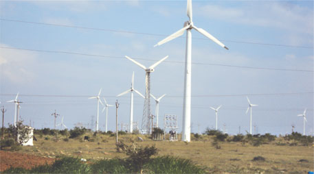 Power utilities oppose hike in wind tariff price