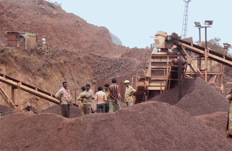 Mining for people