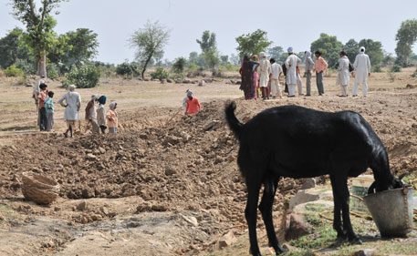 Will rural flagship schemes change under Modi?