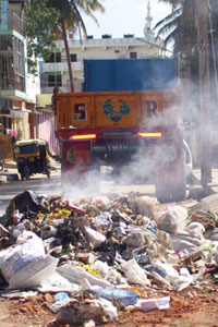 Court stays proposed amendments to solid waste management rules