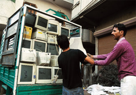 India's e-waste from old computers will jump 500 per cent by 2020