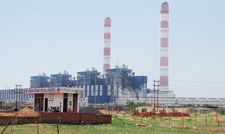 Jindal Power plant