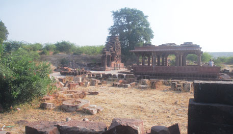 Road to the 8th century Kakoni temple will get submerged if the dam is built