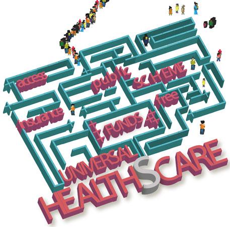 Universal health scare