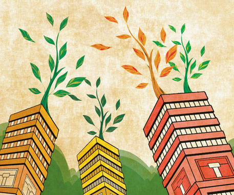Making sense of green building rating