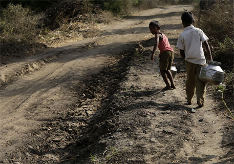 Every year, around 400,000 couples from Beed district in Marathwada migrate to western Maharashtra to work in sugarcane fields, leaving their children and the elderly behind