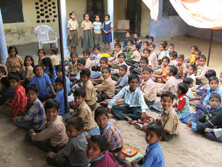 Government schools imparting poor quality education'