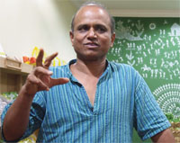 H R Jayaram gave up a prosperous law practice to set up The Green Path, India's first organic hotel, in Bengaluru