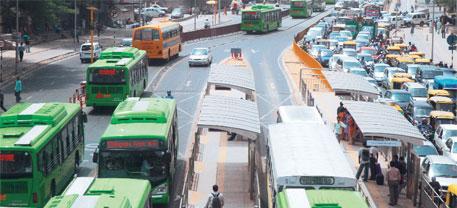 Delhi to go greener