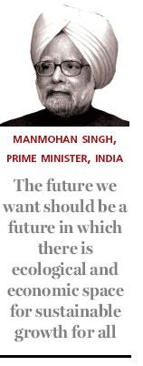 MANMOHAN SINGH, PRIME MINISTER, INDIA