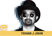 YOHAN J JOHN