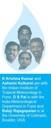 Ashwini Kulkarni and K Krishna Kumar