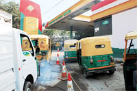 Suppressed CNG facts