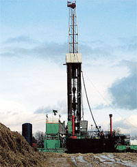 Shale gas: hype and reality