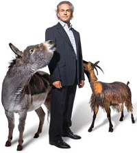 Zurich's Dr Dolittle is a lawyer