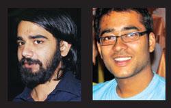 Shashank Chintalgiri and Shantanu Agarwal