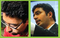 Narayan Prasad and Sanjay Nekkanti