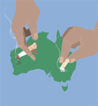 Big tobacco blows new smoke rings