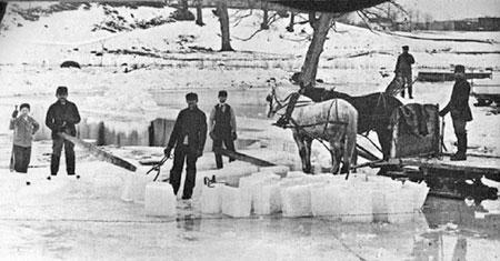 America's frozen aid