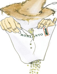 Monsanto does it again