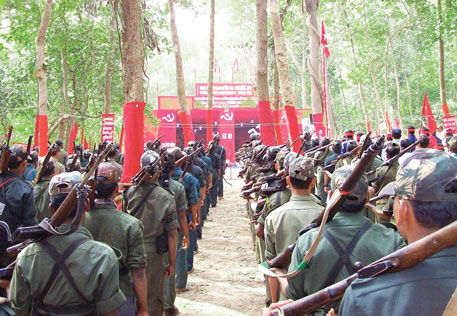 Naxalism in south-central India is more complex than the insurgency in the Northeast or Jammu and Kashmir