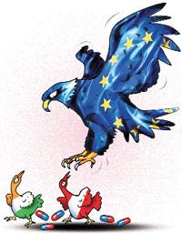 Predatory EU pacts