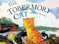 The book The Tobermory Cat was published last month