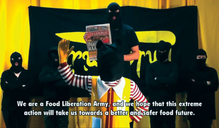 Terror tactics