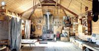 Antarctic huts go online