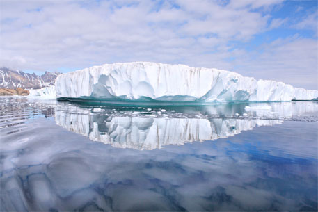 Record decline in ice sheets in Antarctic and Greenland