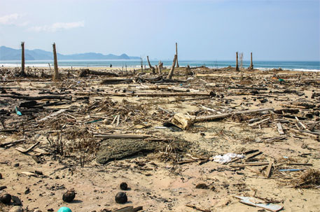 Many developing countries still lack funds and the expertise to adopt new technologies to send out early warnings about natural disasters (Photo: Asian Development Bank)