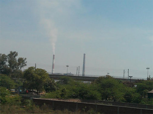 Badarpur plant (CSE Photo)