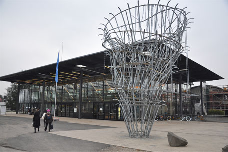 Bonn climate change conference will be held at the World Conference Center Bonn