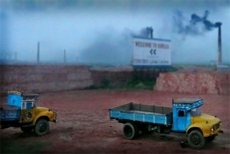 Brick kilns major source of air pollution in South Asia
