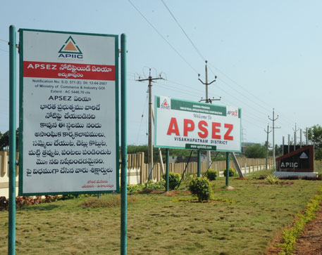 CAG exposes land scam in Andhra