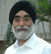 Charan Singh is RBI Chair Professor of Economics