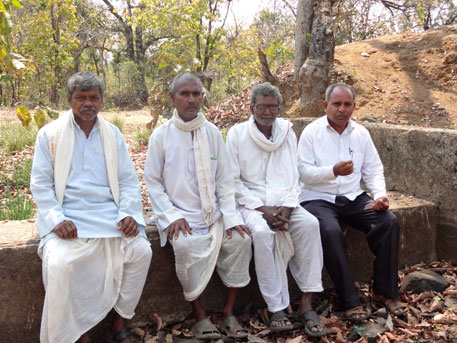 Gadchiroli villages oppose forest department's tree-felling activities