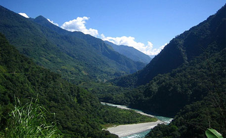 Dibang valley in Arunachal Pradesh, India (Photo credit: Sabita Devi)