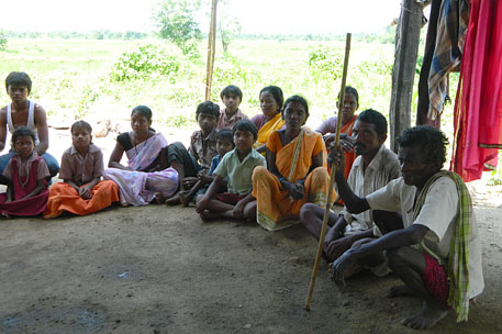'Grant of community forest rights to JFMCs in Andhra illegal'