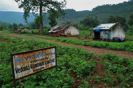 Provisions of the Forest Rights Act had enabled gram sabhas of tribal villages in Odisha's Niyamgiri hills to reject Vedanta's proposed mining project (Photo: Sayantan Bera)
