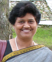 Mountaineer, ecologist and now champion of women's rights