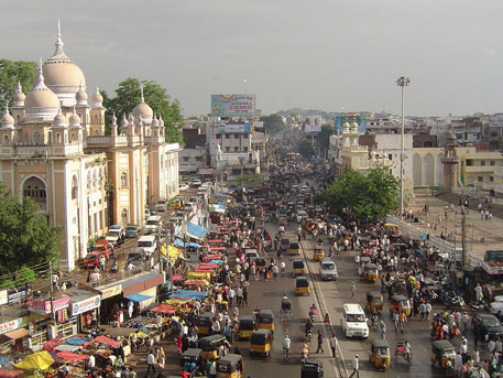 Hyderabad: the coveted jewel