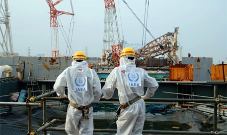 "Japan made ""significant progress"" in decommissioning Fukushima nuclear plant"